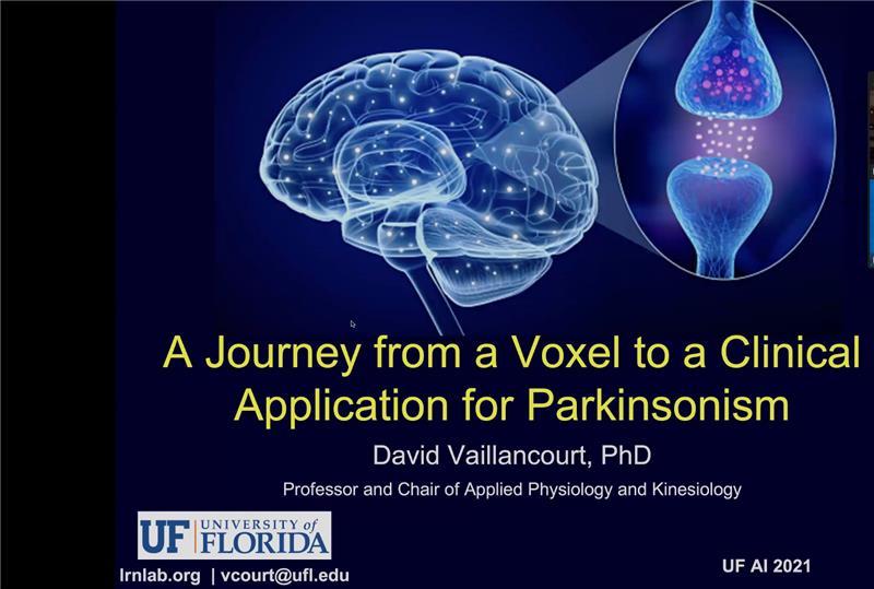 AI Advances and Applications Virtual Seminar – Dr. David Vaillaincourt