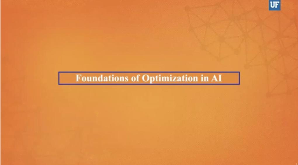 Advancement in AI Foundations: Jose Principe and Hongcheng Liu