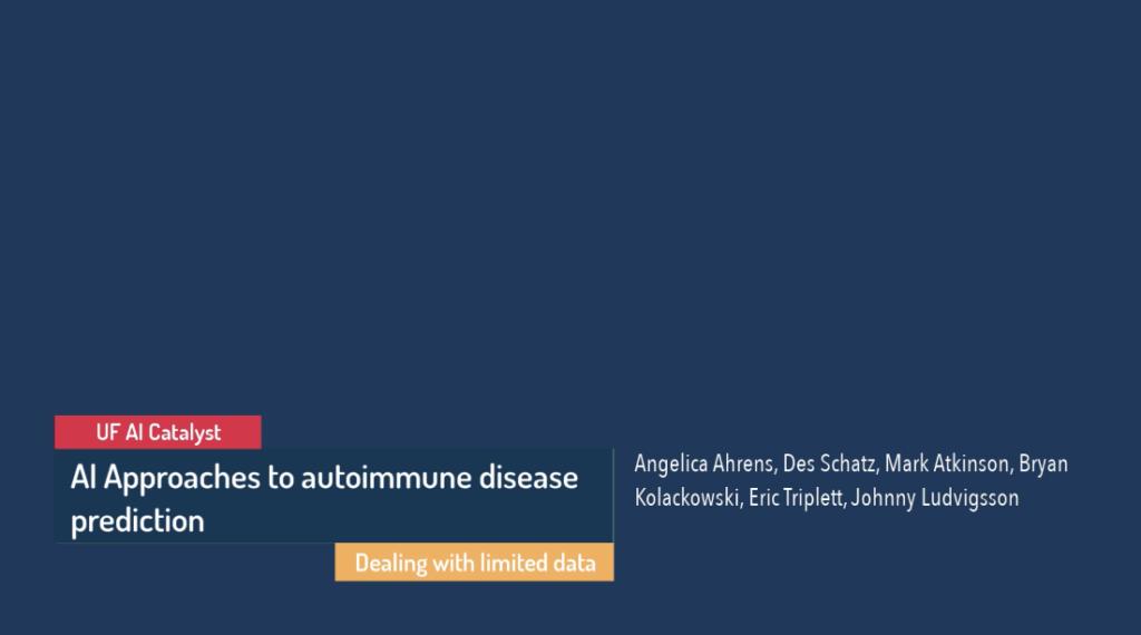 AI in Health Part II: Bryan Kolaczkowski, Eric Triplett and Angelica Ahrens, Des Schatz, Mark Atkinson and Johnny Ludvigsson